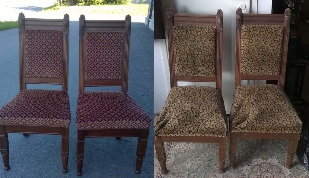 Vanhat tuolit